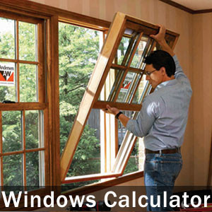 Window replacement cost calculator estimate prices for for Replacement for windows