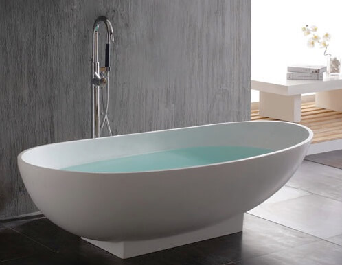 7 best bath tub materials prices pictures for Tub materials