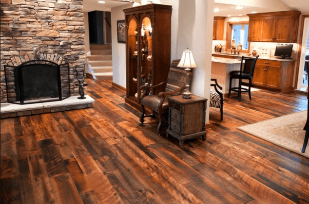 Reclaimed Wood Flooring - Sustainable Hardwood Flooring - What To BUY And AVOID