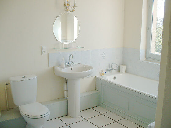 Bathroom remodel material costs for Bathroom designs normal
