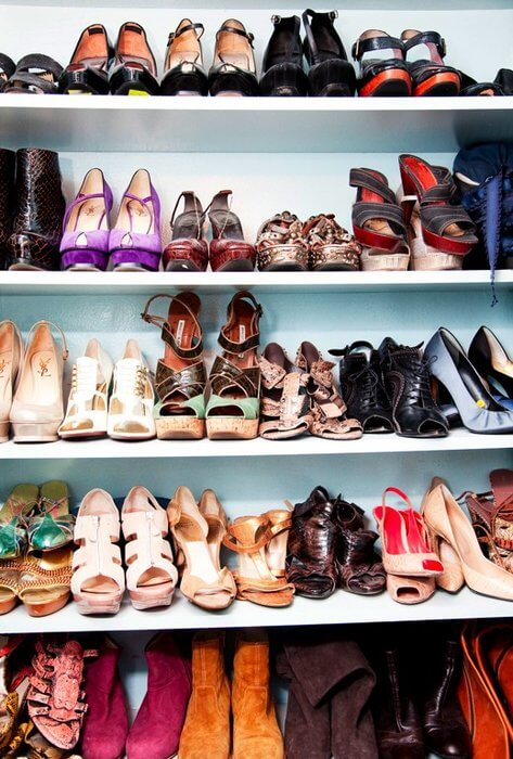 Remodeling Shoes Storage