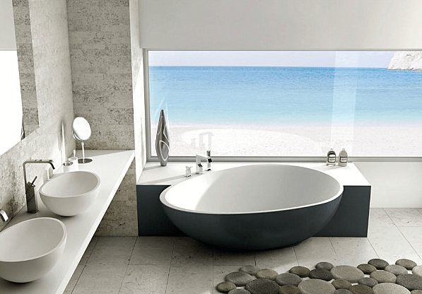best material for freestanding tub.  7 Best Types Of Bathtubs Prices Styles Pros Cons
