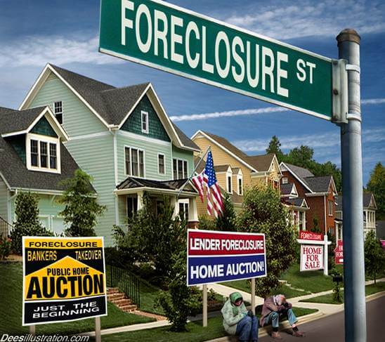 Buying A Foreclosure Estimate Your Cost Of Repair And