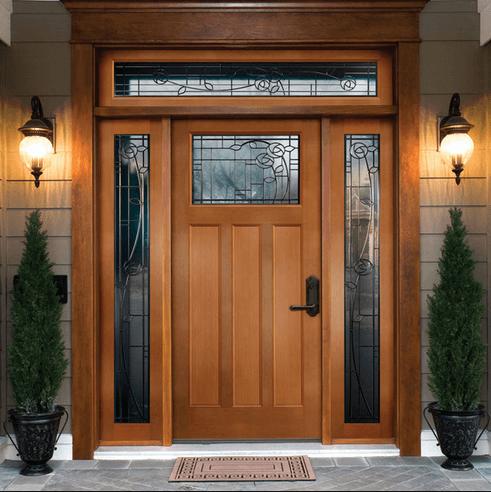 Front Door of a home