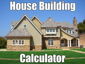 Home building calculator instantly get your cost of for New home cost estimator