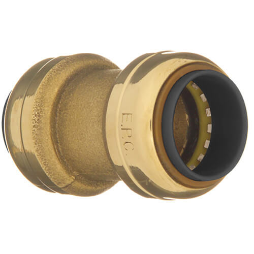 Blue Hawk Brass Push Fitting