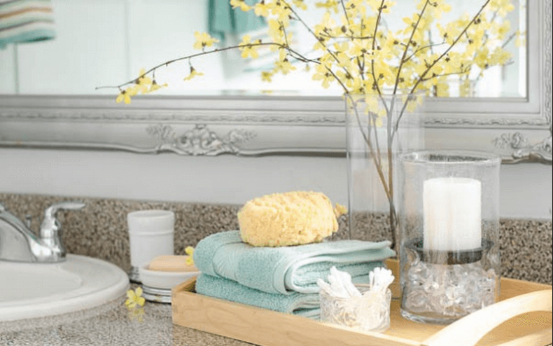 Bathroom Decoration Ideas: 9 Easy Bathroom Decor Ideas Under $150