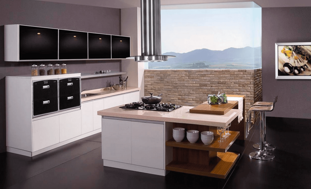 10 Modern Kitchen Island Designs