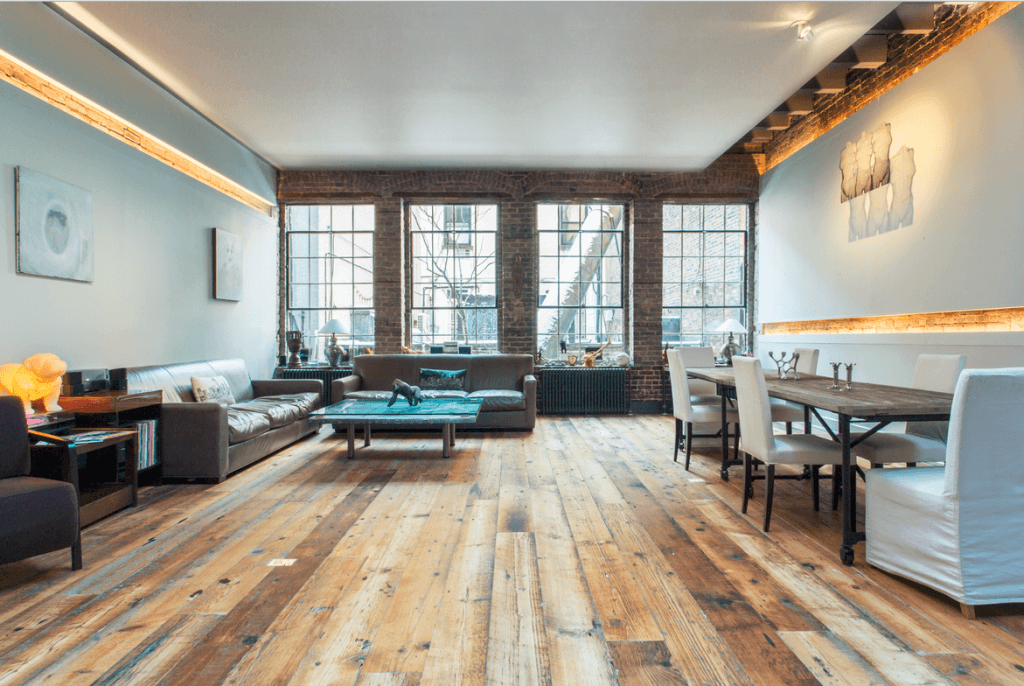 15 Reclaimed Wood Flooring Ideas For Every Room | Remodeling ...