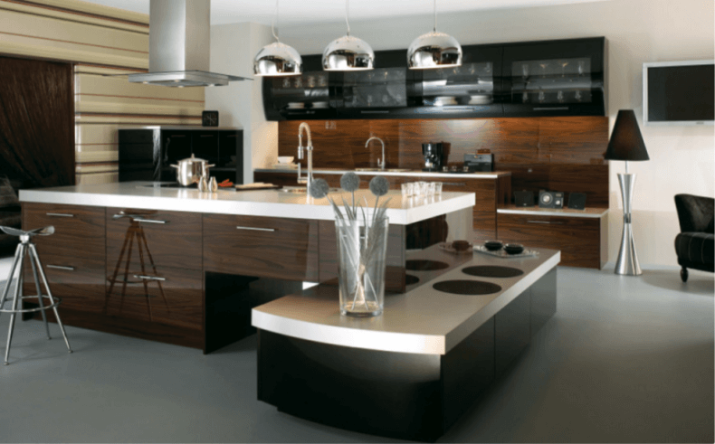 Modern Curved Kitchen Island 10 questions to ask when planning your kitchen island