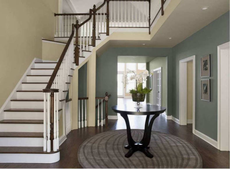 Hallway Paint Color Ideas Remodeling Cost Calculator