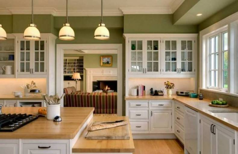 Traditional Kitchen Color Ideas