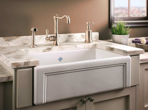 Durability Of Porcelain Kitchen Sinks