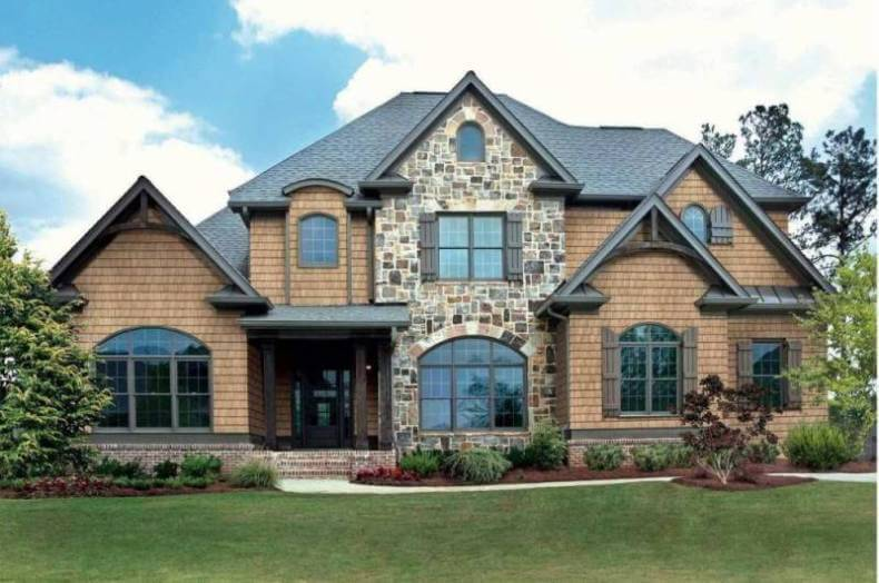 7 best house siding options from budget friendly to high end for Brick home construction costs