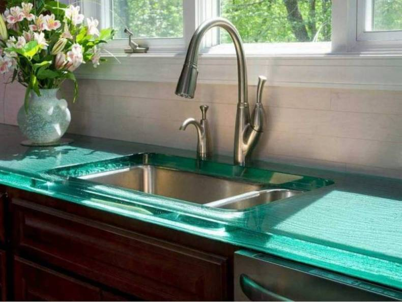 Top kitchen countertop materials pros and cons for Best material for kitchen counters