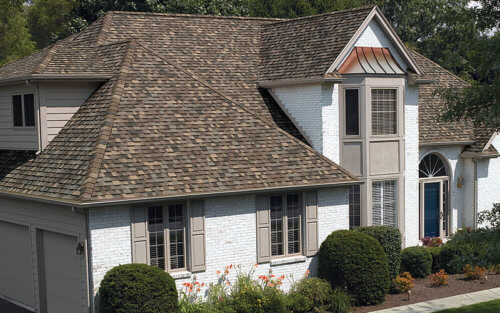 Asphalt Roof Shingles   Owens Corning
