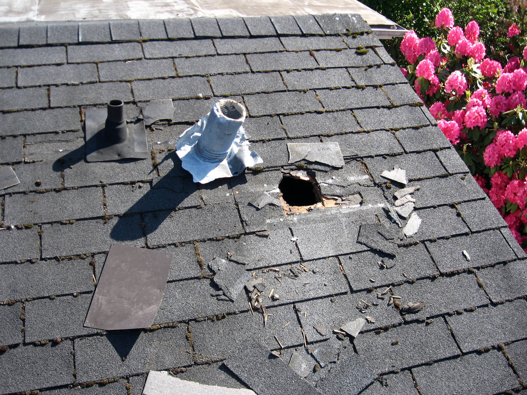 How To Fix A Shingle Roof Leak Tcworks Org