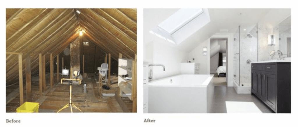 Attic Conversion Cost Turn Your Attic In To A Loft