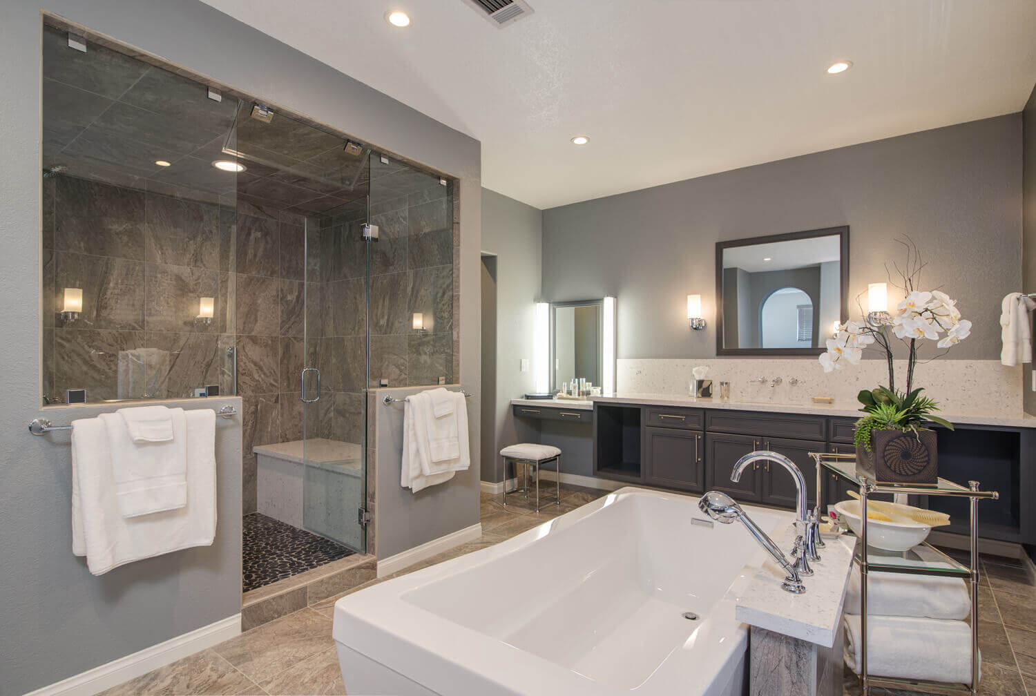 2018 bathroom renovation cost get prices for the most - How to layout a bathroom remodel ...