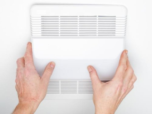 How to choose a bathroom vent fan - Bathroom exhaust fan installation cost ...
