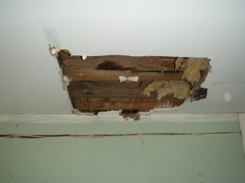 2018 Costs For Ceiling Repair