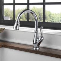 Delta Leland Pull Down Faucet