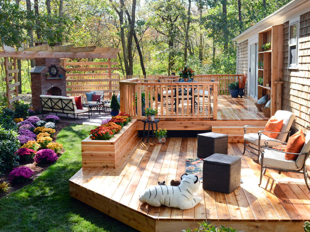 Deck Building: What Will Be Your Return On Investment? on Cost Of Backyard Remodel id=46669