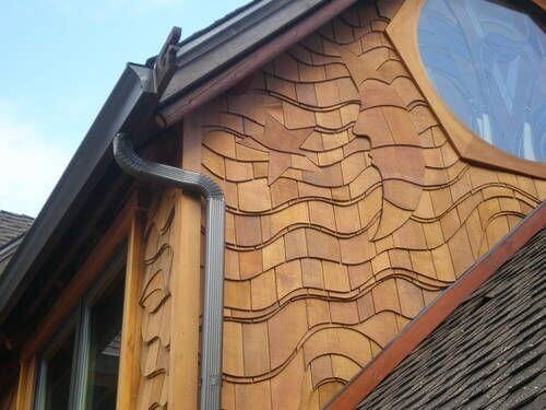 Decorative Wood Shingle Siding Remodeling Cost Calculator