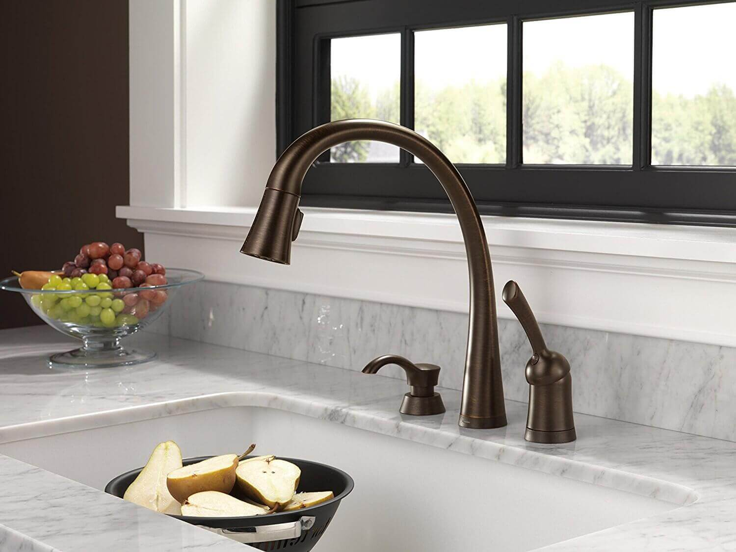 5 best pull down kitchen faucets best pull down kitchen faucet reviews