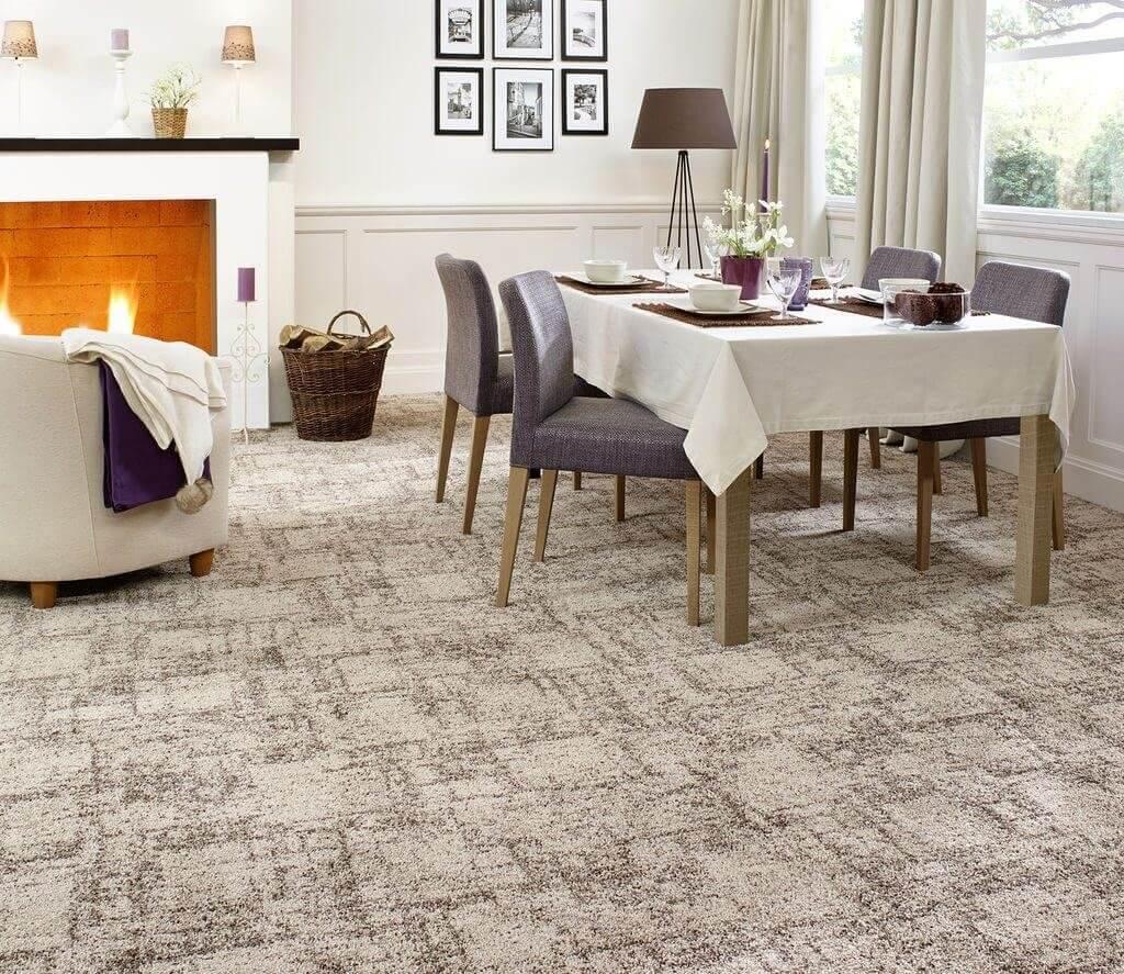 Designer Wall To Carpeting