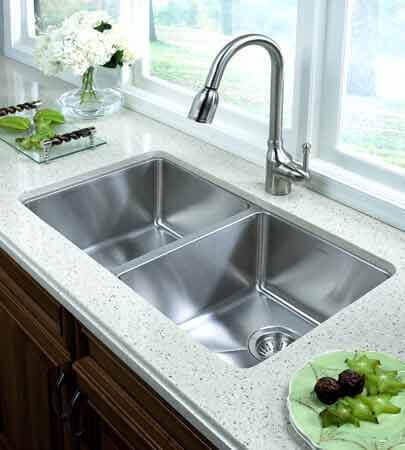 How You Can Choose The Perfect Kitchen Sink