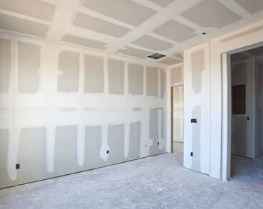 Drywall installation cost estimate prices to hang drywall - Interior paint calculator square feet ...