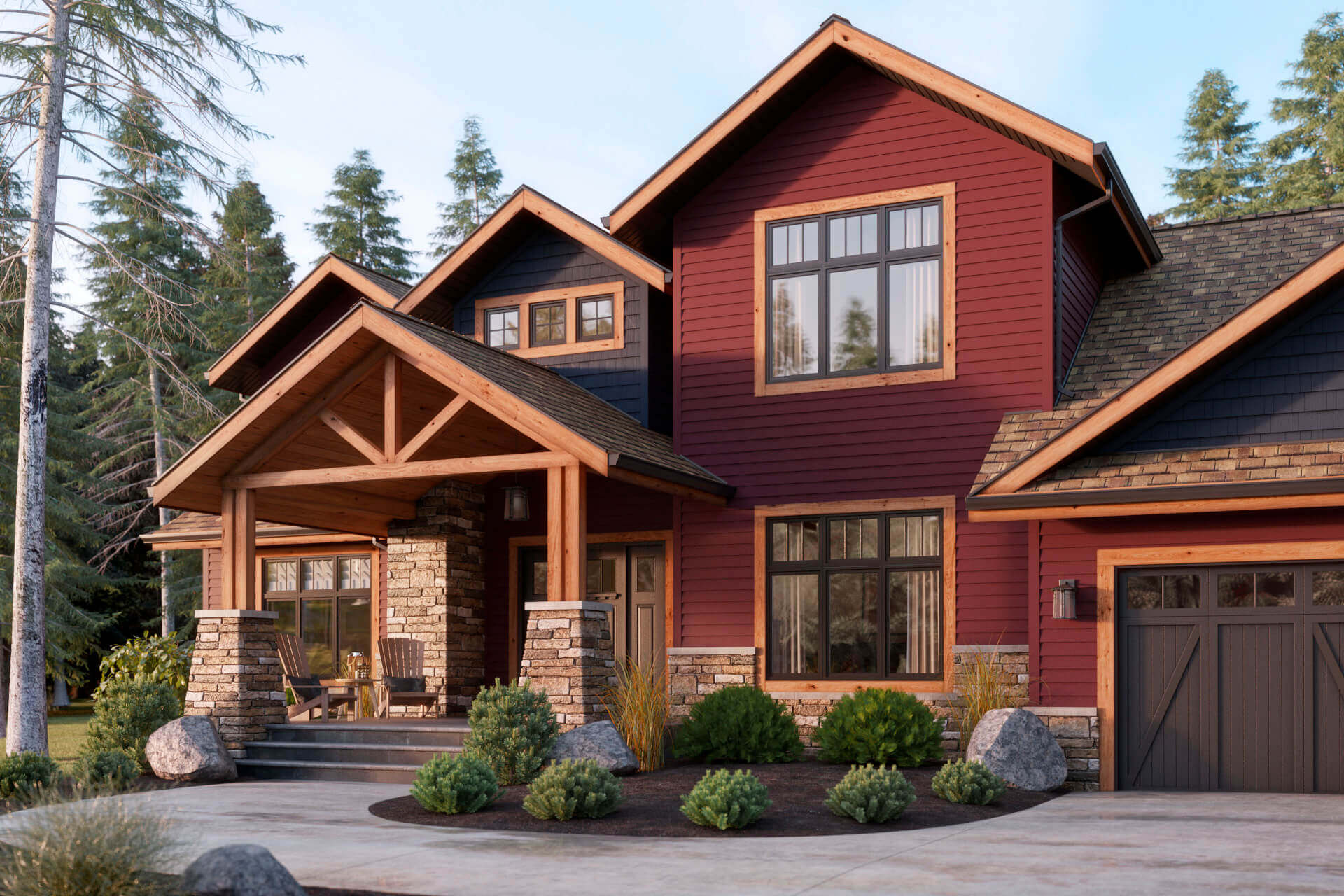 7 Popular Siding Materials To Consider: House Siding Materials Incredible Home Design