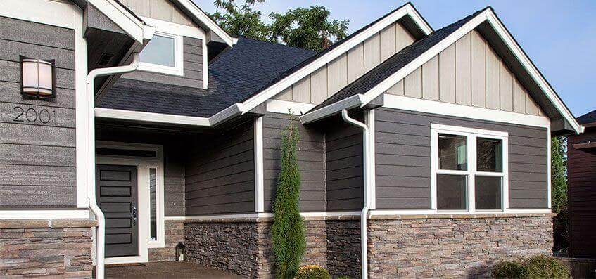 Engineered wood siding guide installation cost benefits for Engineered siding