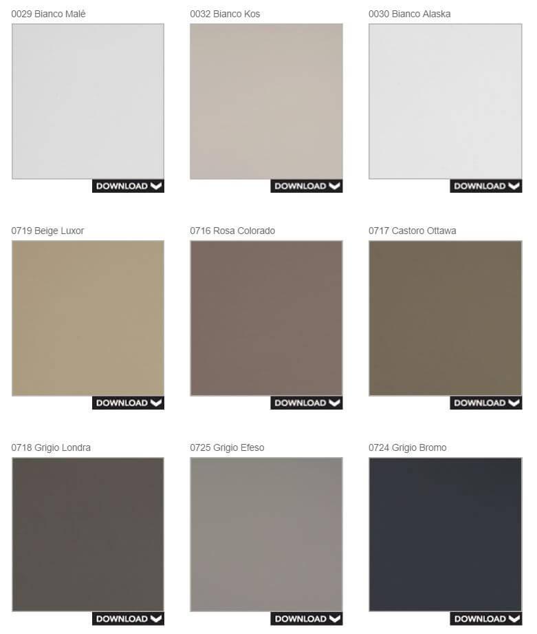 Fenix Ntm Color Options