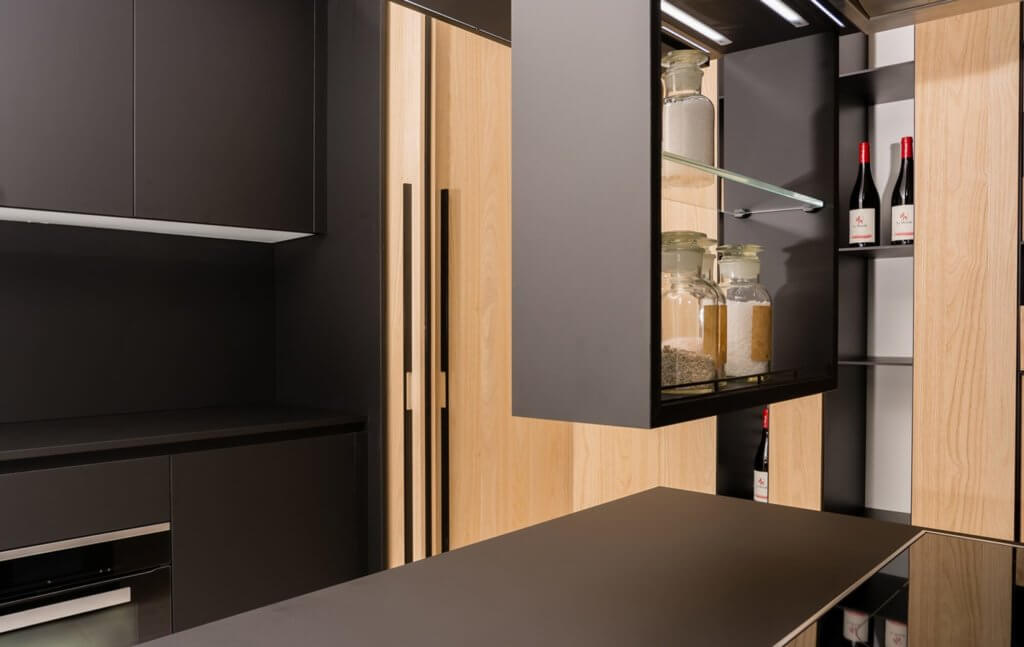 Fenix NTM counters in rich black color
