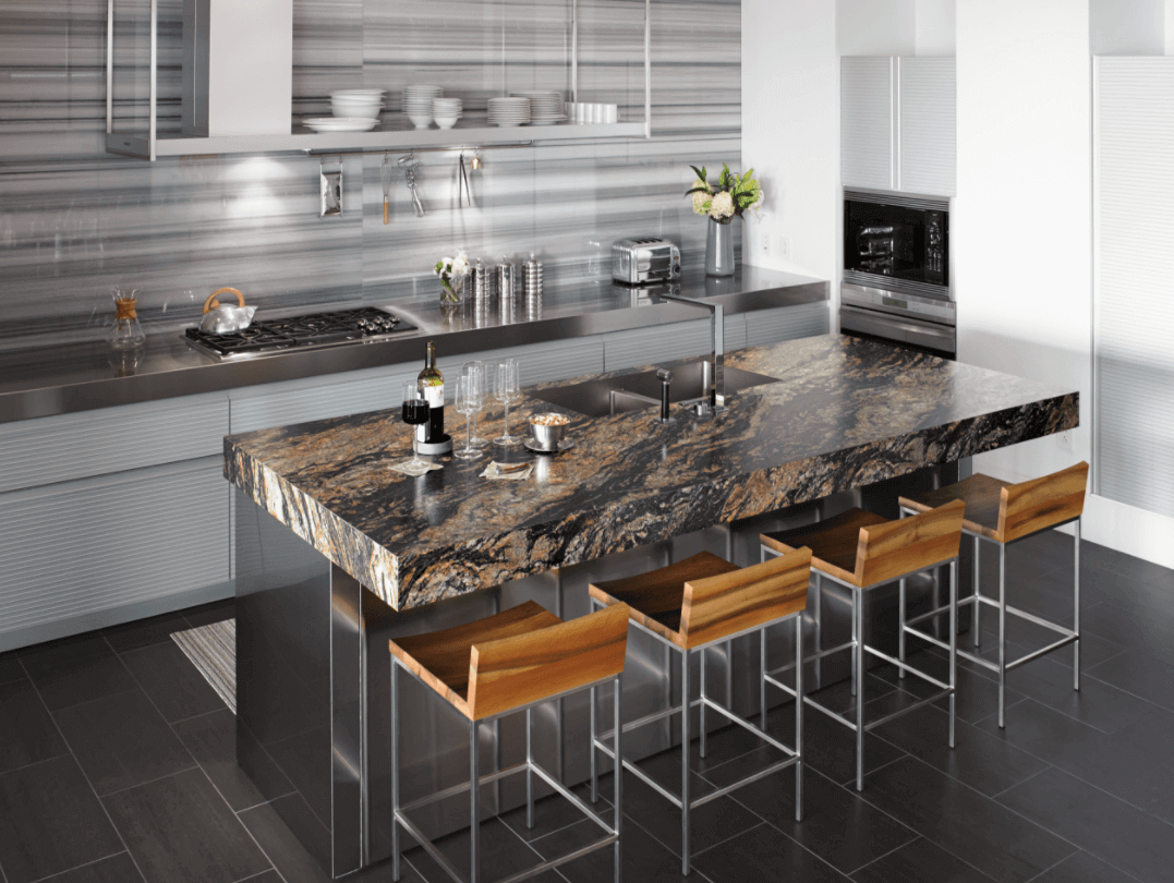 cost of granite countertops installed 2011 granite countertops cost guide for 2018 967