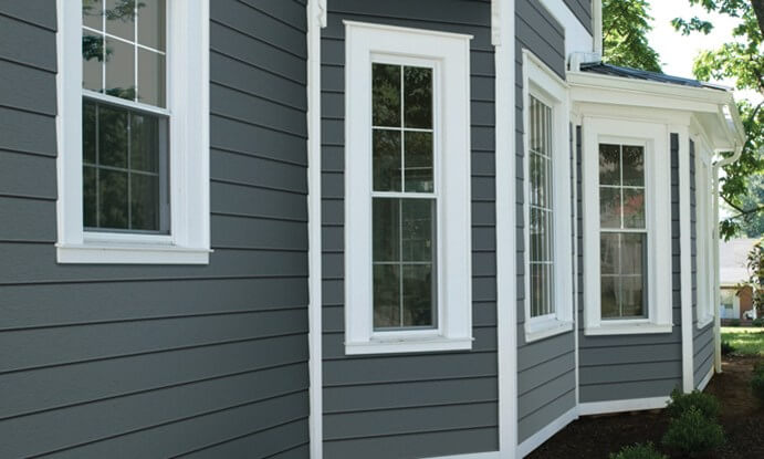 Cost to install hardie board siding for Hardie plank siding cost