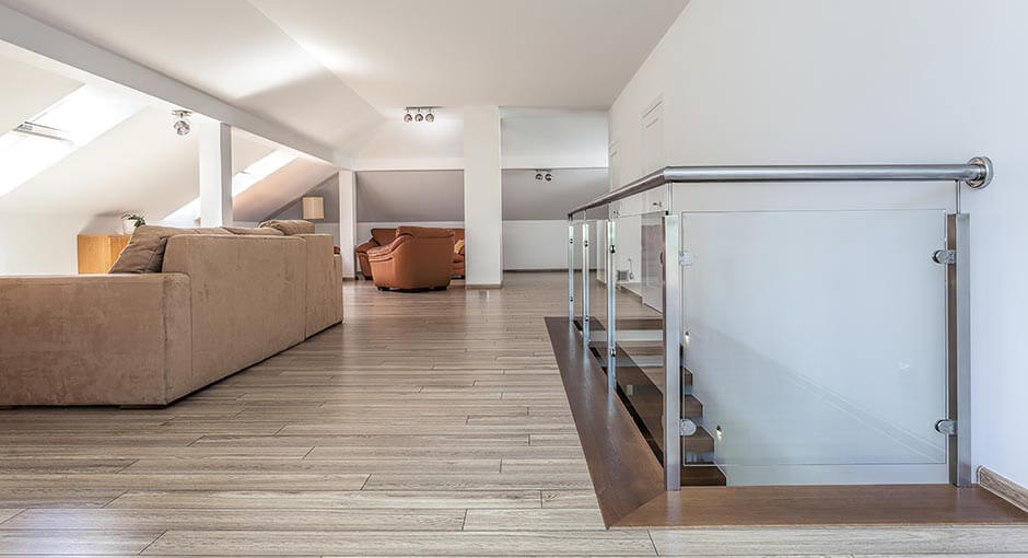 Heating And Cooling A Living Attic Space Remodeling Cost