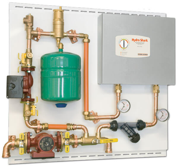 Hydronic Heating System Costs Estimate Boiler Prices