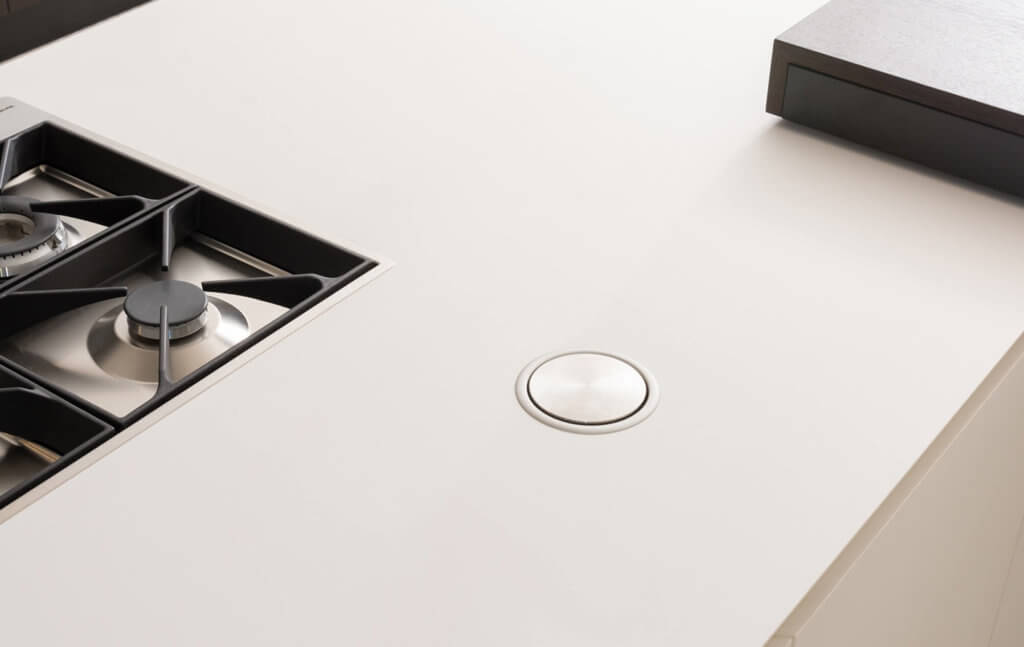 Integrate Gas Burner Top with FENIX NTM Counters