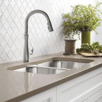 Kohler Bellera Pull Down Kitchen Faucet