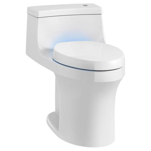 Kohler San Souci Touchless Flush Toilet