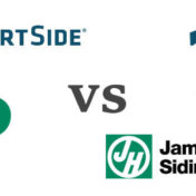 LP Smart Side Vs James Hardie