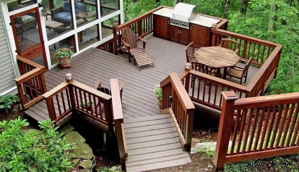 2018 Wood Deck Installation Prices