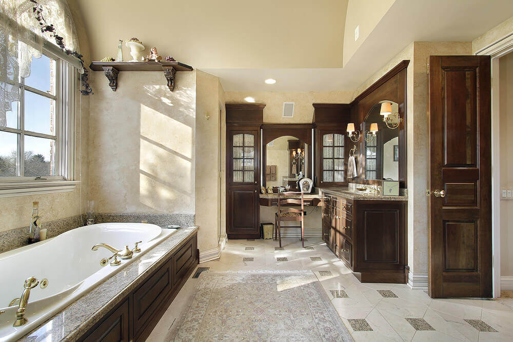 Luxury Master Bathroom Renovation