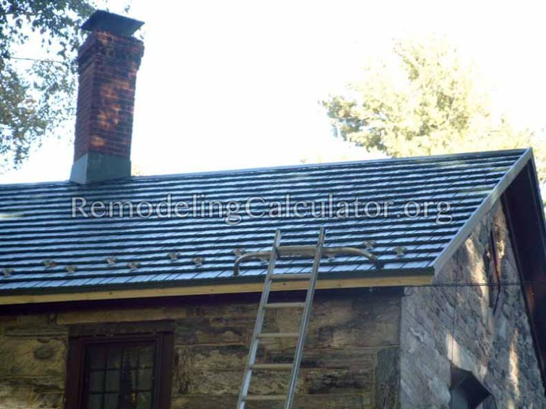 Metal Roof Pitssfield Ma Remodeling Cost Calculator