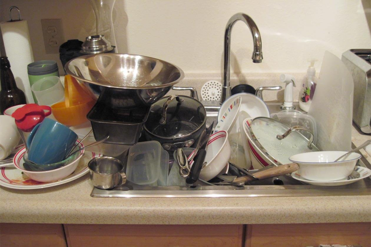 Mountain Of Dirty Dishes Remodeling Cost Calculator