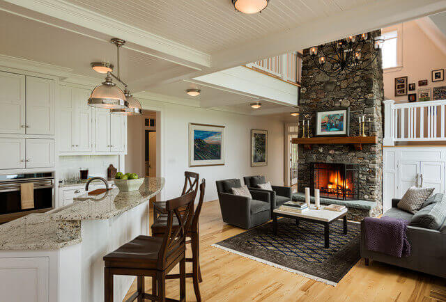 Open Concept Kitchen Design Remodeling Cost Calculator