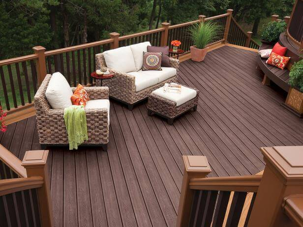 Outdoor Deck Design